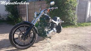 SO02 sur Harley Breakout