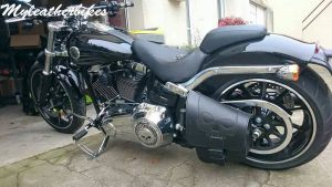 SO02 sur Softail Harley Breakout