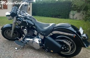 Sacoche  softail FAT BOY SO06GLNG