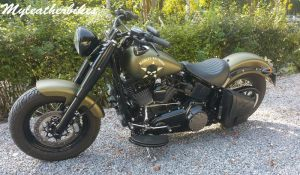 Sacoche SO02 softail Slim S Army (3)