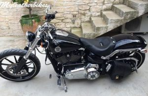 Sacoche SOftail fat boy SO02 4
