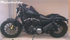 Sacoche Harley IRON SP05