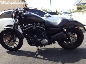 Sacoche SP04 sur Nightster