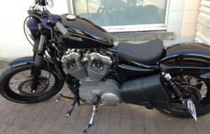 Sacoche SP11 Harley Nightster