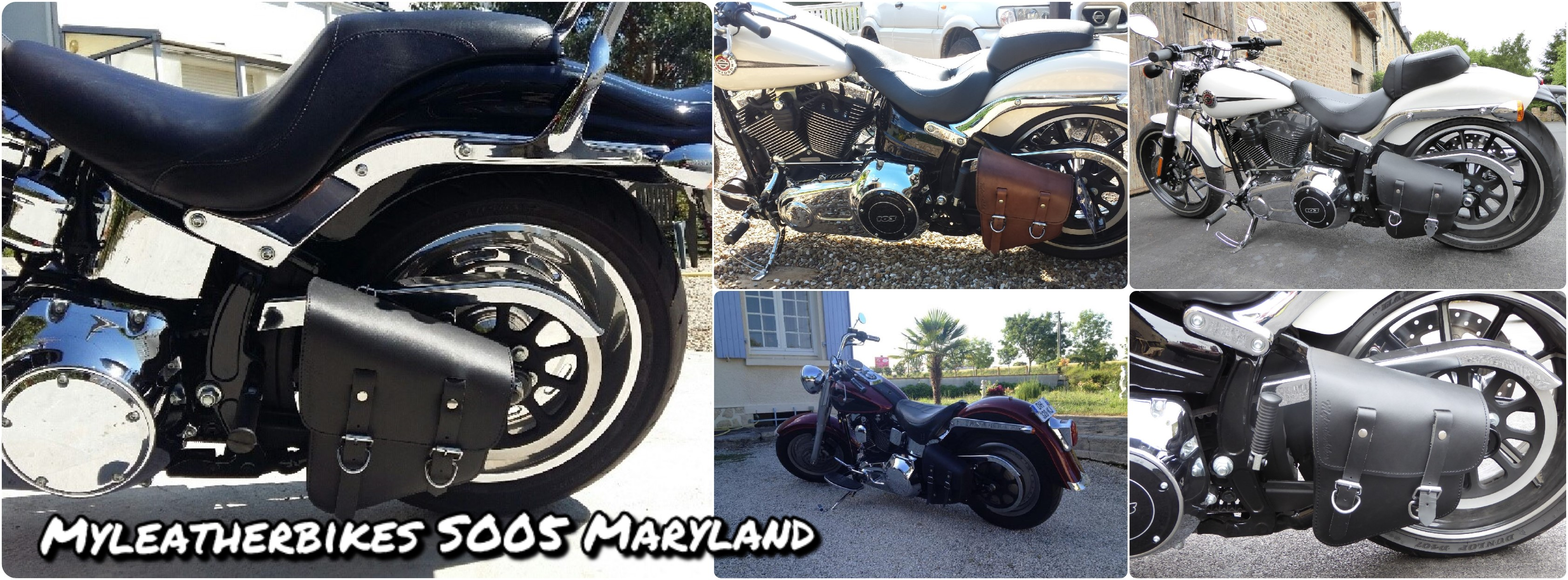 sacoche softail So05 Maryland