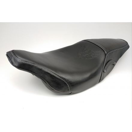 Cover cuir selle passager