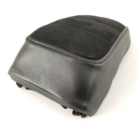 Cover cuir Pouf passager