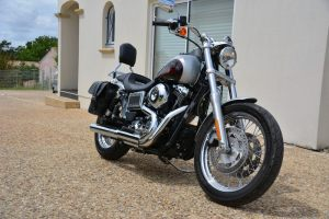 Sacoche Myleatherbikes Harley Dyna Low Rider (15)