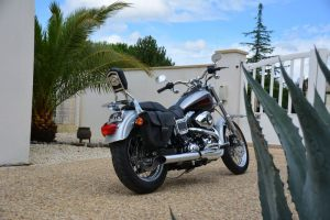 Sacoche Myleatherbikes Harley Dyna Low Rider (17)