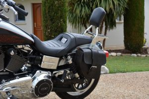 Sacoche Myleatherbikes Harley Dyna Low Rider (19)