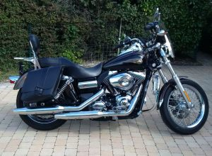 Sacoche Myleatherbikes Harley Dyna Low Rider (27)