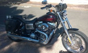 Sacoche Myleatherbikes Harley Dyna Low Rider (31)