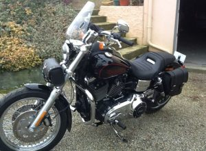 Sacoche Myleatherbikes Harley Dyna Low Rider (33)