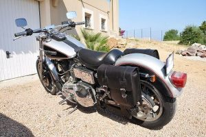 Sacoche Myleatherbikes Harley Dyna Low Rider (61)