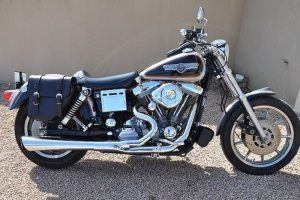 Sacoche Myleatherbikes Harley Dyna Low Rider (63)