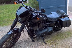 Sacoche Myleatherbikes Harley Dyna Low Rider (64)
